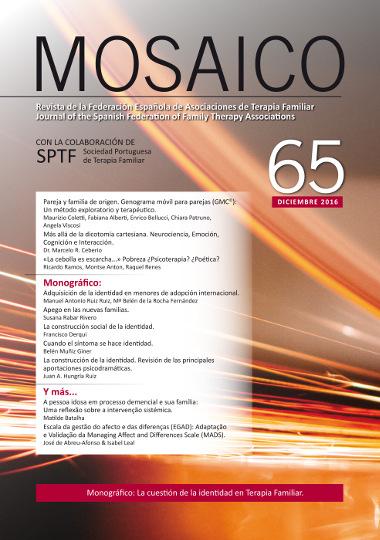Número 65 de la Revista Mosaico