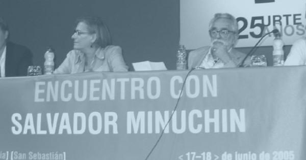 Encuentro con Salvador Minuchin