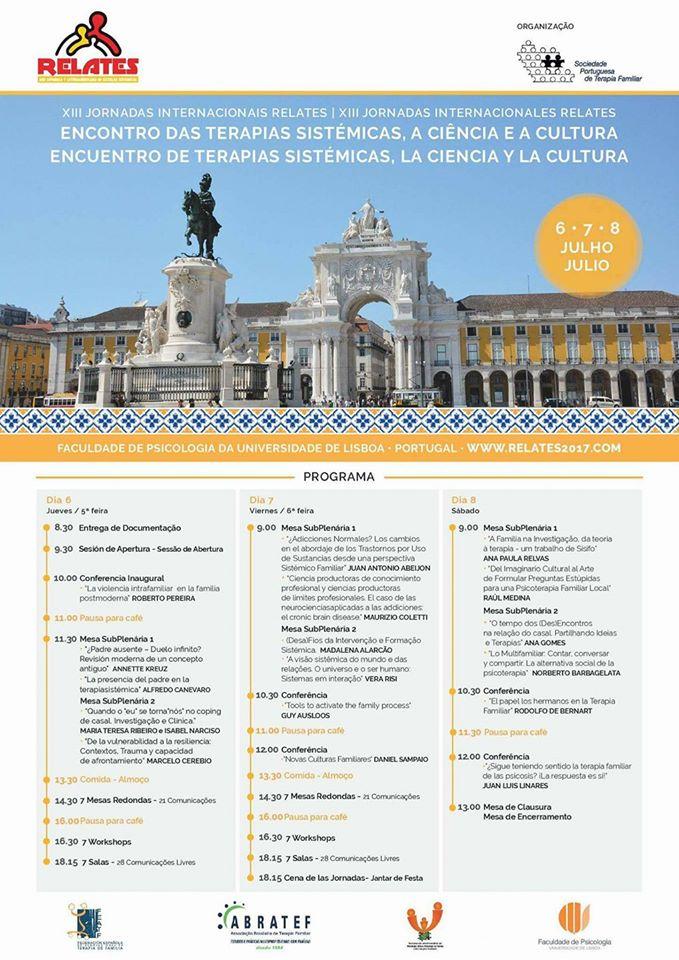 Relates Lisboa 2017