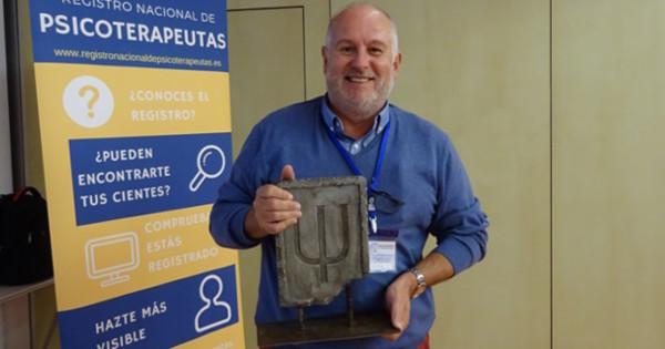 Roberto Pereira, socio honorífico de la FEATF