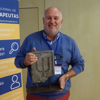 Roberto Pereira Socio de honor de la FEATF