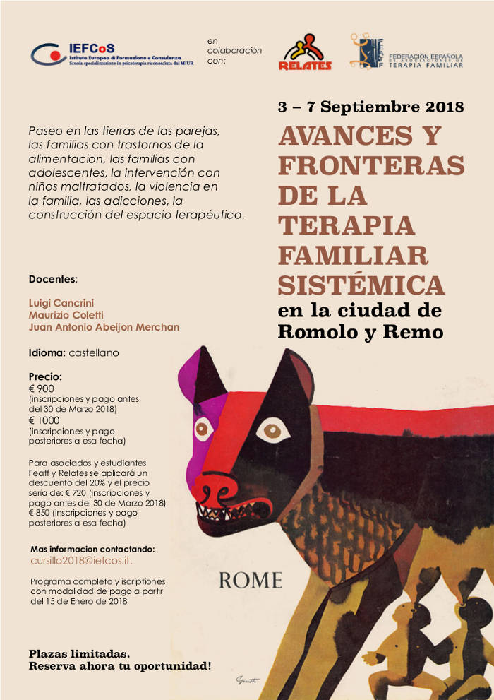 Curso en Roma 2018