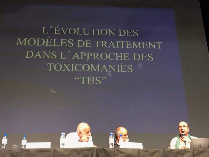 Congreso Toulouse - toxicomanias