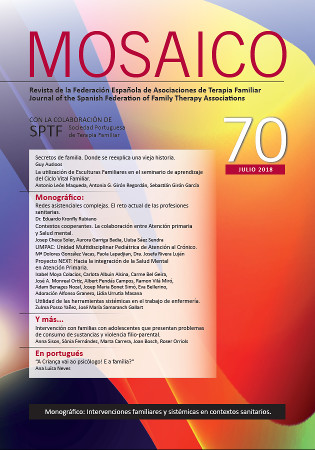 Revista Mosaico 70