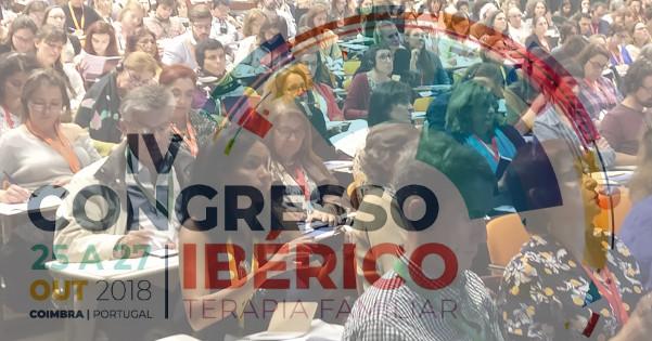 Así fue el IV Congreso Ibérico de Terapia Familiar Coimbra 2018