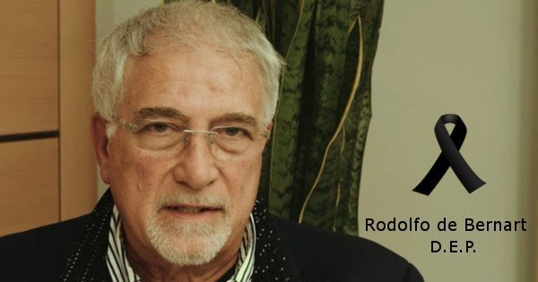Rodolfo de Bernart nos ha dejado