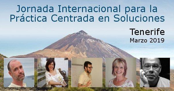 Jornadas Internacionales sobre la Práctica Centrada en Soluciones