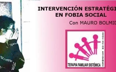 Seminario AETFS: Intervención estratégica en fobia social