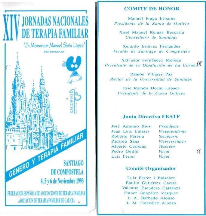 Jornadas de Santiago 1993