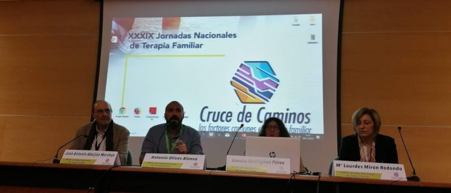 Inauguración de las Jornadas de Santiago 2019