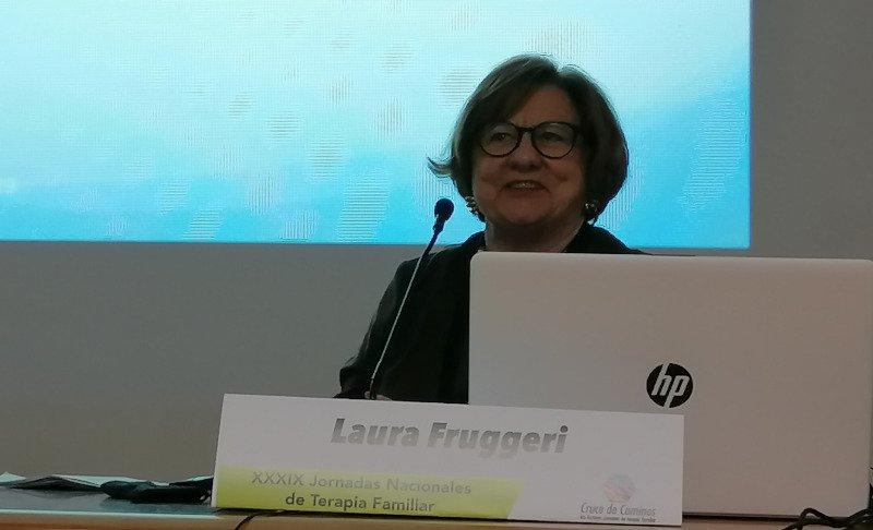 Laura Fruggeri en las Jornadas Nacionales de Terapia Familiar 2019
