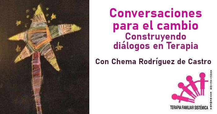 Seminario AETFS: Conversaciones para el cambio. Construyendo diálogos en Terapia