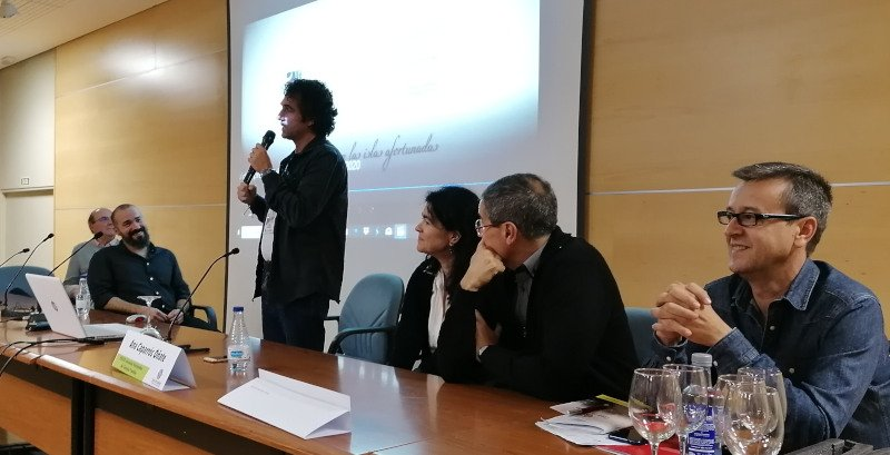 clausura de las XXXIX Jornadas Nacionales de Terapia Familiar - Santiago 2019