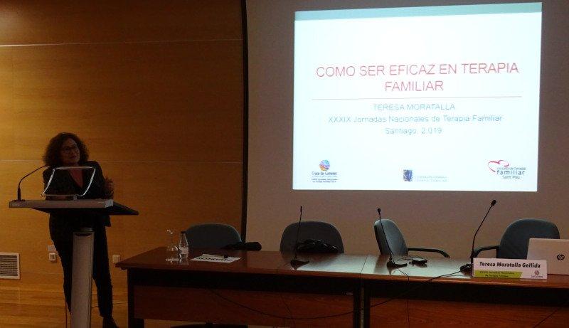 conferencia de clausura - Teresa Moratalla