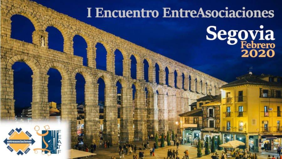 Encuentro EntreAsociaciones Segovia 2020