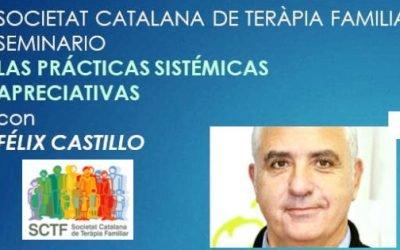 Jornada SCTF: «Las prácticas sistémicas apreciativas»