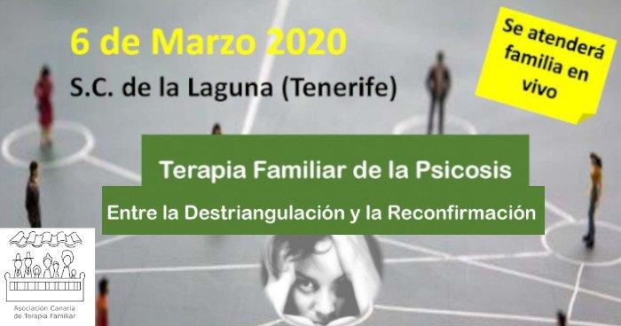 Seminario ACTF: «Terapia Familiar de la Psicosis» con el Dr. Juan Luis Linares