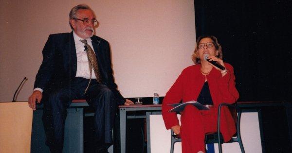 AVNTF: I Encuentro de maestras y maestros de la Terapia Familiar en Acción. Recuerdo a Itziar Landaburu