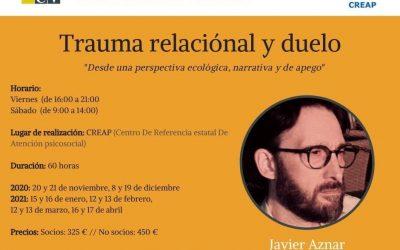 Seminario ATFCV: Trauma relacional y duelo