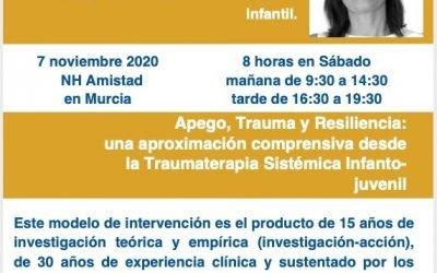 Seminario ATFRM: Apego, trauma y resiliencia.
