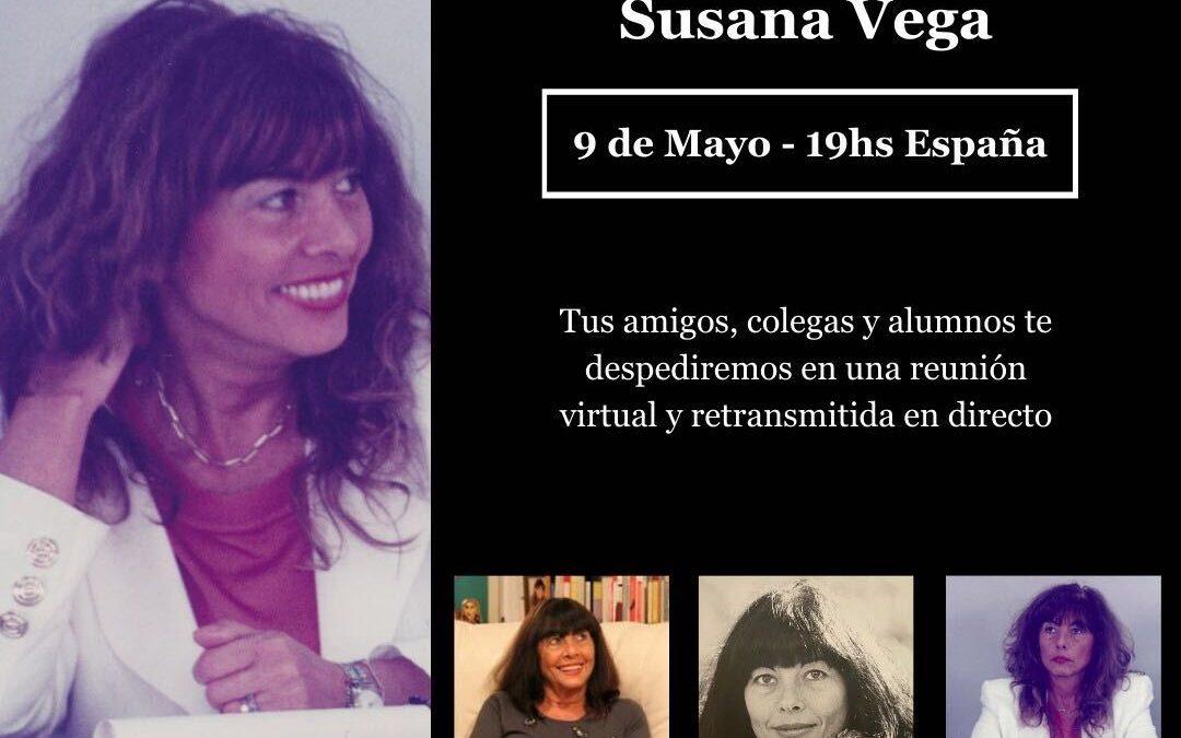 Homenaje a Susana Vega